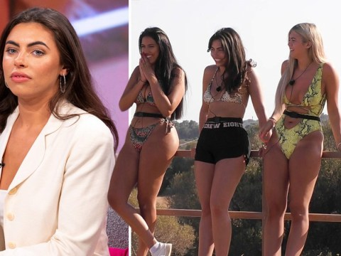 Love Island's Francesca Allen felt like outsider in 'hostile' villa as she admits she was 'left out' by other girls