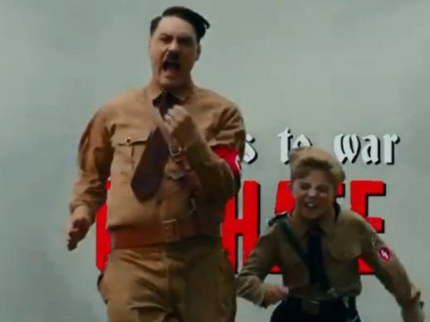 Taika Waititi plays a dithering Hitler in first look at his 'anti-hate' WWII satire Jojo Rabbit
