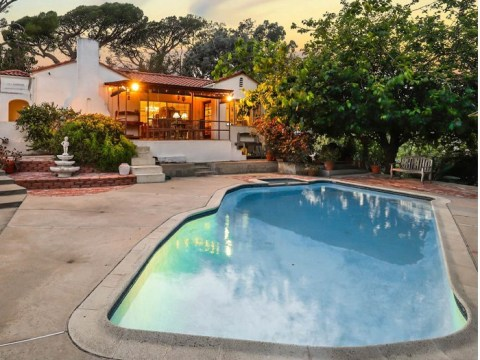 The LA house where the Manson family committed murder is now for sale
