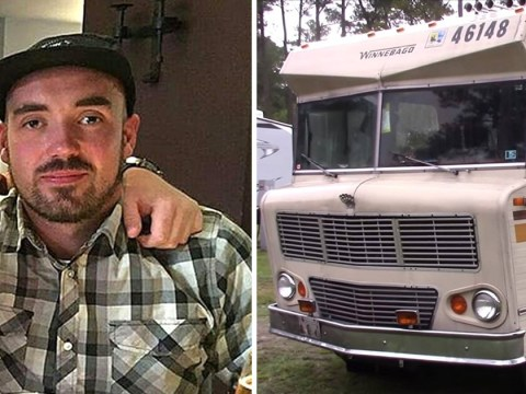 Son, 27, crushed by camper van he was working on with his dad