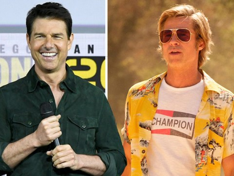 Tom Cruise was nearly cast in Quentin Tarantino's Once Upon A Time In Hollywood instead of Brad Pitt