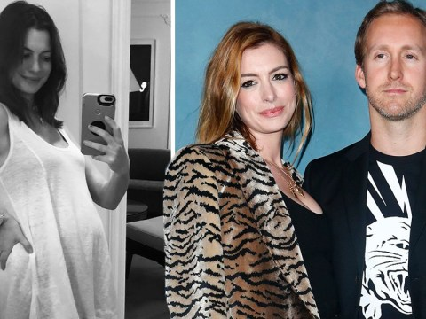 Anne Hathaway announces second pregnancy after 'infertility and conception hell'