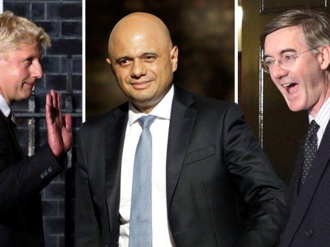 Boris appoints Sajid Javid, Jacob Rees-Mogg and Jo Johnson to new cabinet