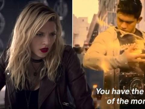 Vikings star Katheryn Winnick goes all Kung Fu on us in tense trailer for Netflix series Wu Assassins