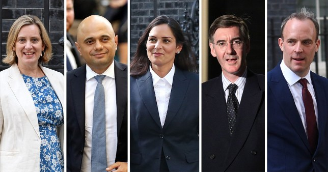 Boris Johnson's new cabinet after brutal cull – who's in and who's out?