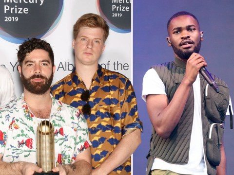 Foals frontman Yannis 'cautious' about Mercury Prize nomination as he shares advice with Dave