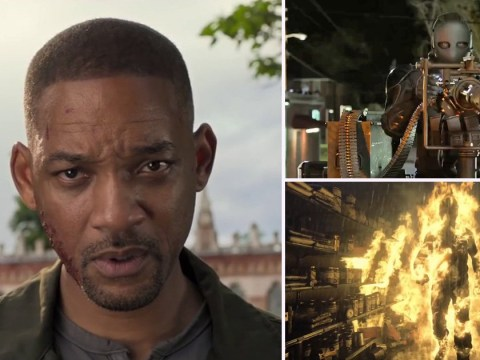 Will Smith battles younger self as trippy new Gemini Man trailer lands