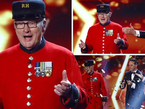 Britain's Got Talent: Champions line-up: Colin Thackery confirmed two months after historic win