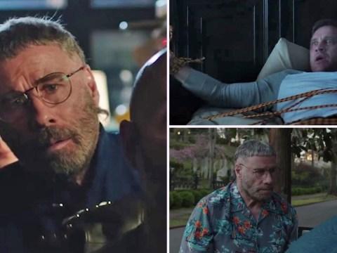 John Travolta admits that Limp Bizkit's Fred Durst's directing skills 'blew his mind'