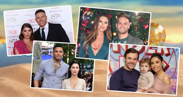 Love island couples who are still together