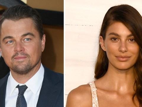 Leonardo DiCaprio's girlfriend Camila Morrone hits back at 'hatred' over 22-year age gap
