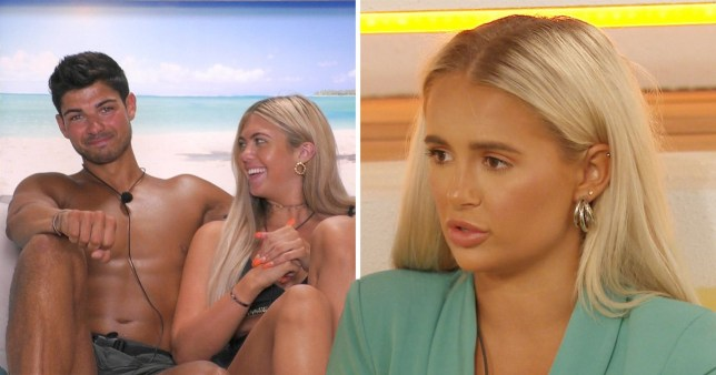 Love Island's Molly-Mae, Belle and Anton