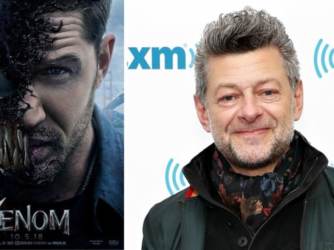 Andy Serkis to direct Tom Hardy in Venom 2?