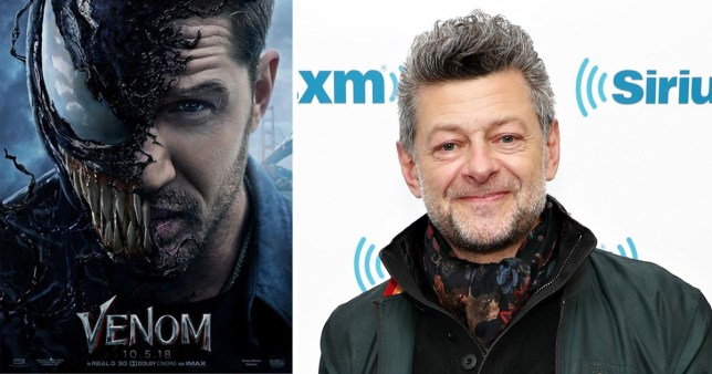 Sony bosses have been in talks with Andy Serkis to direct Venom 2