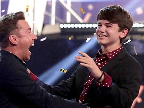Danny Jones' finalist Sam Wilkinson crowned winner of The Voice Kids 2019