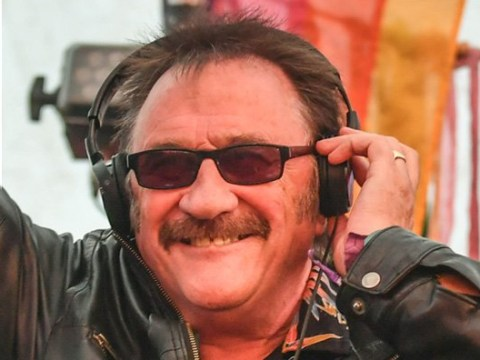 Paul Chuckle performs DJ set at Camp Bestival following brother Jimmy Patton's death