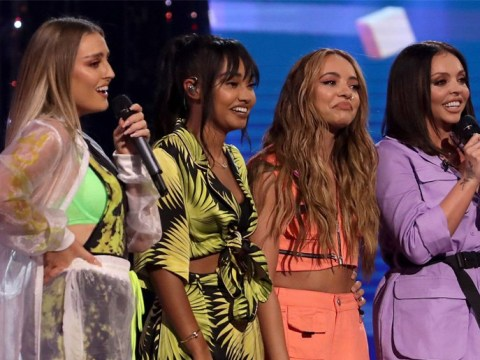 Little Mix absolutely slayed Bounce Back performance on The Voice Kids UK live final