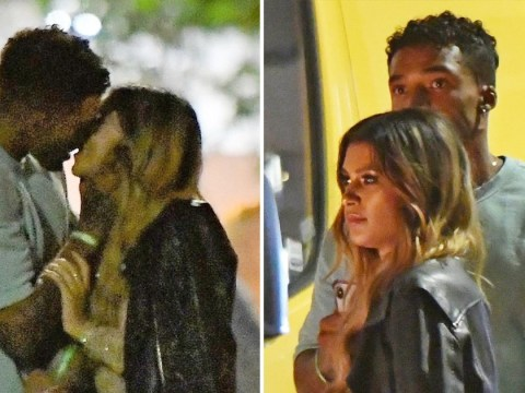 Love Island's Joanna Chimonides denies 'kissing' Michael Griffiths after cosy photos surface
