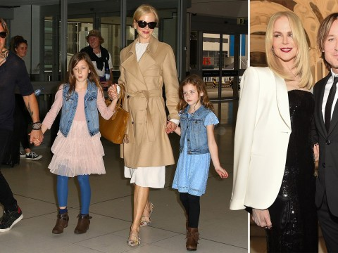 Nicole Kidman and Keith Urban's daughters land huge movie roles in Angry Birds 2