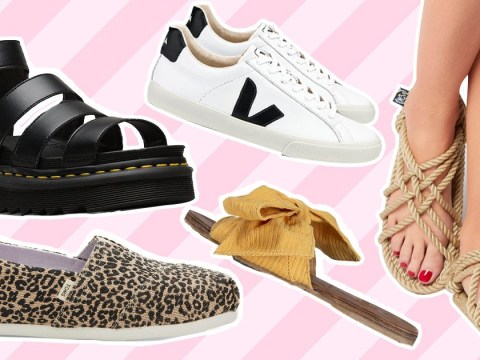 Sustainable summer shoe brands that should be on your radar