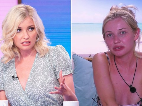 Love Island's Amy Hart bullied for not wearing more make-up: 'Curtis Pritchard wouldn't have dumped you'