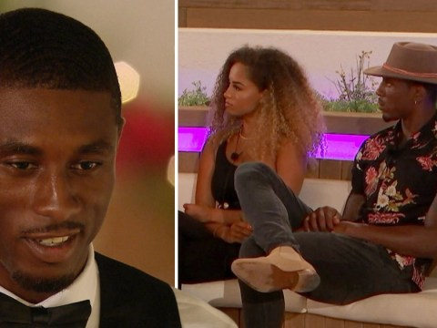 Love Island's Ovie Soko leaves fans screaming with his adorable shout-out to 'little sister' Amber Gill