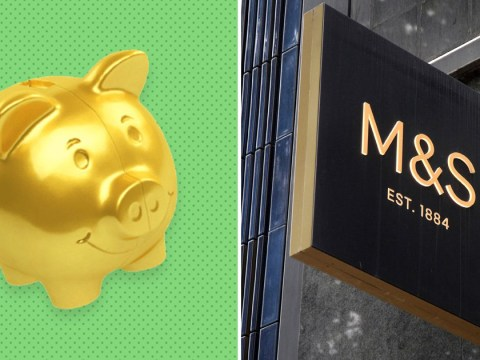 Marks & Spencer launches gold Percy Pig as part of its Little Shop collection