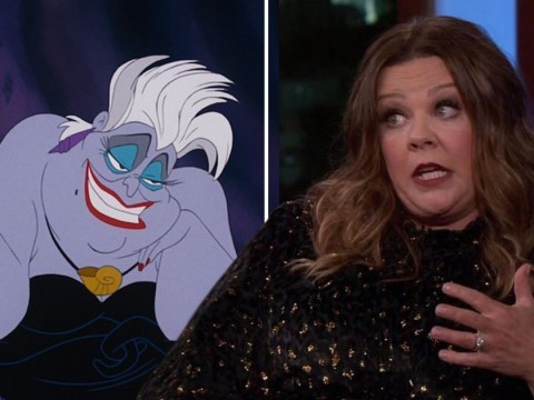 Melissa McCarthy fuels The Little Mermaid Ursula casting rumours: 'It would be very wonderful'