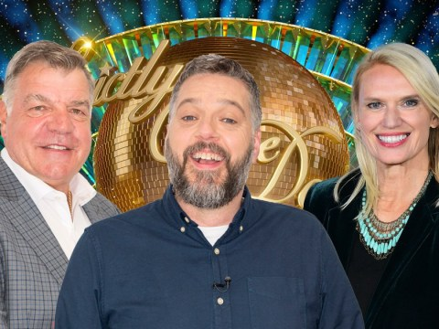 First Strictly contestants 'revealed' as Iain Lee lets slip Sam Allardyce, Anneka Rice and Jamie Laing had joined line-up