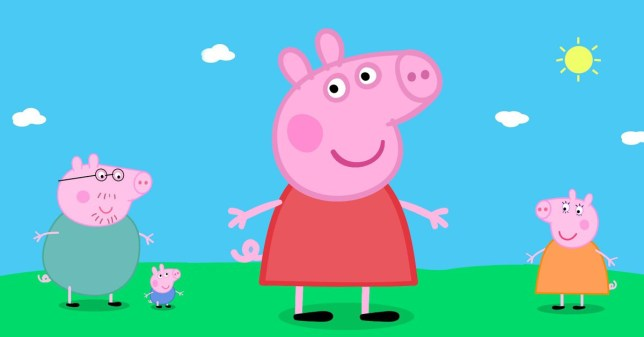 How tall is Peppa Pig, and why is she now a 'gay icon