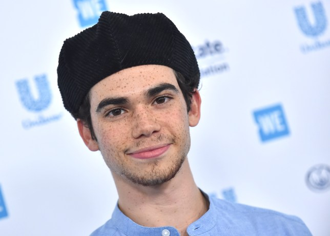James Charles leads celebrity tributes as Disney's Cameron Boyce
