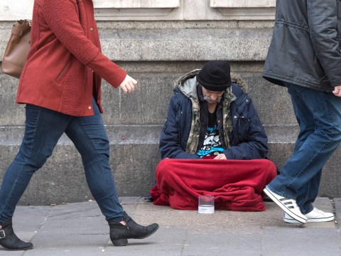 Charities being 'used to help deport rough sleepers'
