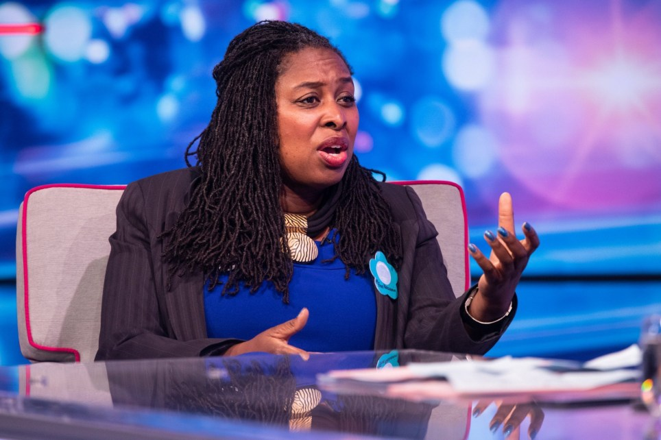 Mandatory Credit: Photo by Jonathan Hordle/REX (10322251v) Dawn Butler 'Peston' TV Show, Series 2, Episode 23, London, UK - 26 Jun 2019