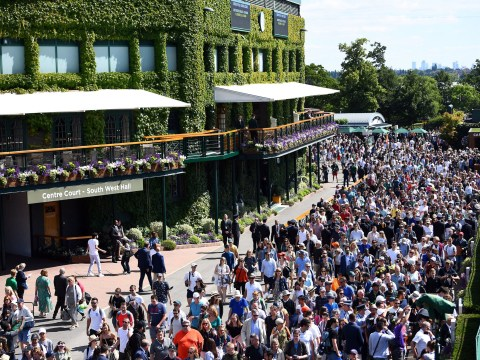 Thousands of Wimbledon fans prepare to queue for days for coveted ticket