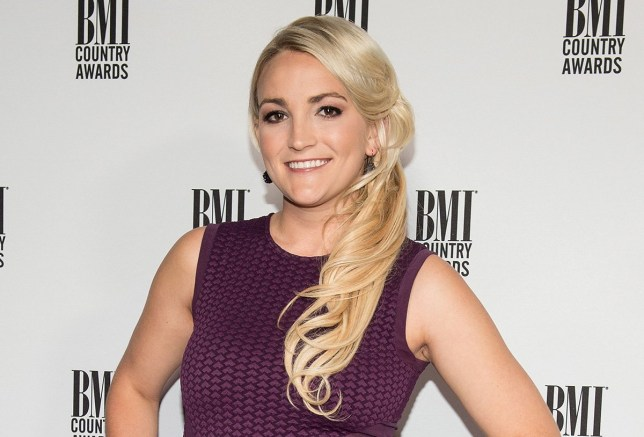 Jamie Lynn Spears attends the 64th Annual BMI Country awards in Nashville, Tennessee