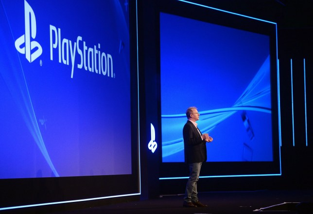 The head of Sony Computer Entertainment, Jim Ryan, speaks during a press conference of the vendor of the playstation game console, presenting new games ahead of the computer games fair 'Gamescom' in Cologne, Germany, 12 August 2014. Sony sold 10 million units of the Playstation 4 console since its market launch 6 months ago. Photo: Henning Kaiser/dpa