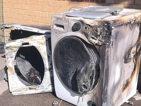 Whirlpool issue urgent recall for 500,000 'dangerous' tumble dryers
