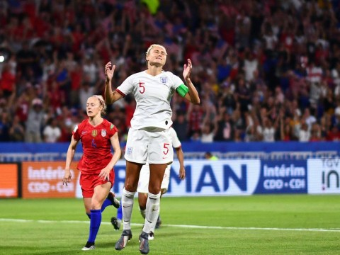 England 1 USA 2: USA break England hearts as defending champions book spot in World Cup final