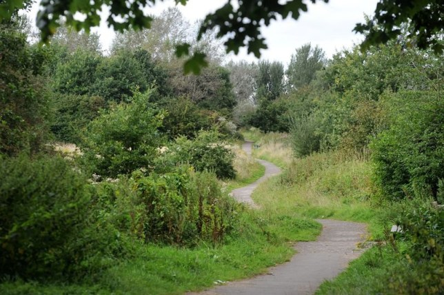 Police are appealing for witnesses after a teenage girl was sexually assaulted in a park in Levenshulme. Officers were called to reports that the girl had been walking in Nutsford Vale Park shortly after 9.15pm on Sunday 16 June when she was approached by a group of five or six teenage boys. Pictured: Nutsford Vale Park in Levenshulme