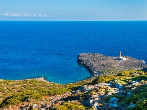 Idyllic Greek island will pay £450 a month to anyone who wants to live there
