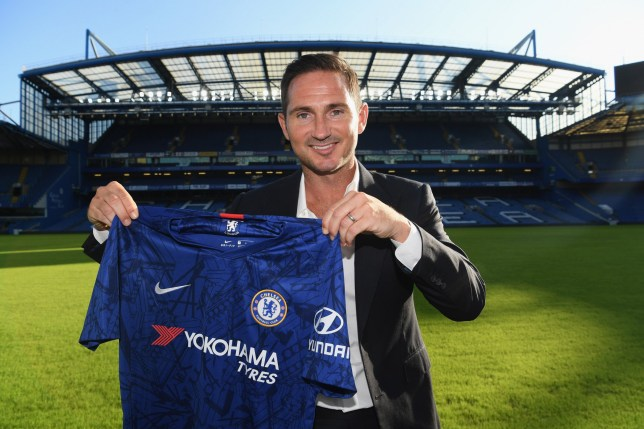 Frank Lampard has returned to Chelsea as their new manager