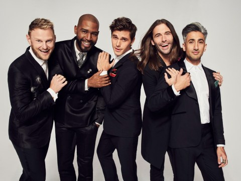 Queer Eye stars show their support for Jonathan Van Ness as he opens up on living with HIV