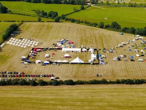 Swingers festival thrusts its way into sleepy Worcestershire
