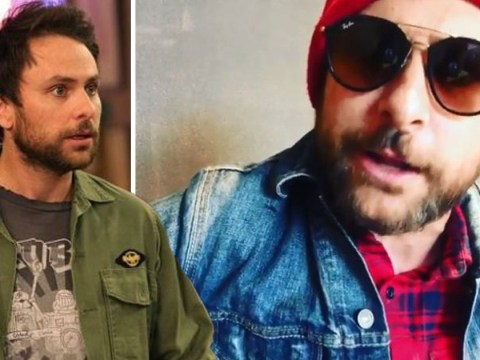 It's Always Sunny's Charlie Day marks 4th of July with a performance of Rock, Flag and Eagle