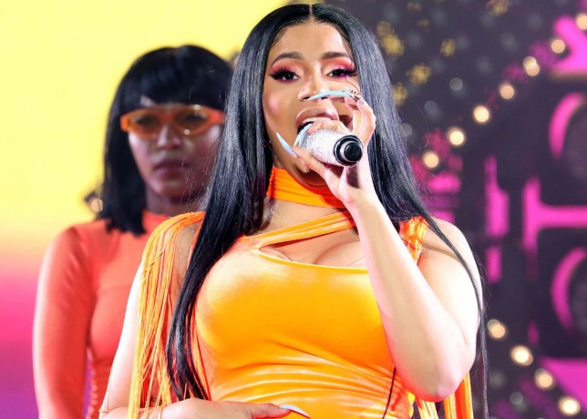 Cardi B performing at Wireless Festival 2019 in London Pictured: Cardi B Ref: SPL5102366 050719 NON-EXCLUSIVE Picture by: Brett D. Cove / SplashNews.com Splash News and Pictures Los Angeles: 310-821-2666 New York: 212-619-2666 London: 0207 644 7656 Milan: 02 4399 8577 photodesk@splashnews.com World Rights,