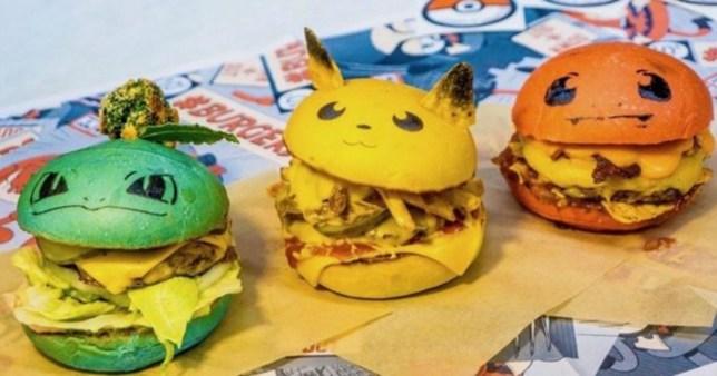 Pokemon popup
