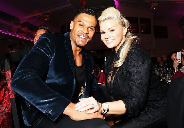 Kerry Katona is 'relieved' ex-husband George Kay is dead as she admits he put family 'through hell'