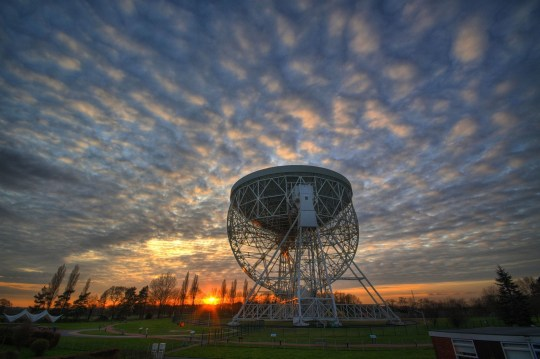 Undated handout file photo of the Grade I-listed Lovell Telescope at Jodrell Bank. Jodrell Bank in Cheshire has been named a Unesco World Heritage site. PRESS ASSOCIATION Photo. Issue date: Sunday July 7, 2019. See PA story HERITAGE Jodrell. Photo credit should read: Ant Holloway/PA Wire NOTE TO EDITORS: This handout photo may only be used in for editorial reporting purposes for the contemporaneous illustration of events, things or the people in the image or facts mentioned in the caption. Reuse of the picture may require further permission from the copyright holder.
