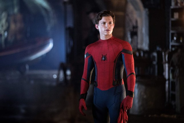 Spider-Man: Far From Home has already grossed $580m at global box office A Still from Spider-Man: Far From Home