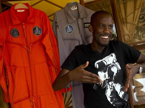 Aspiring astronaut who won trip into space dies in motorbike crash